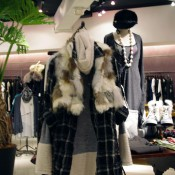 Fashion inside Royal Flash in Tokyo. Photo by alphacityguides.