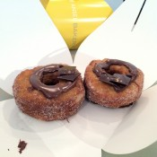 Cronut™ at Dominique Ansel in New York. Photo by alphacityguides.