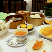 Dim Sum at Crystal Jade in Hong Kong. Photo by alphacityguides.
