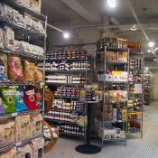 Grocery at Dean & Deluca in New York. Photo by alphacityguides.