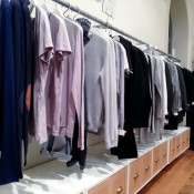 Womenswear at Loft Design By… in London. Photo by alphacityguides.