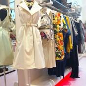 Fashion inside Kirna Zabete in New York. Photo by alphacityguides.