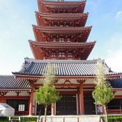 Sensoji Temple in Tokyo. Photo by alphacityguides.