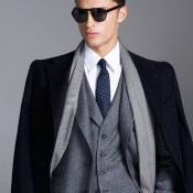 Suit from Gieves & Hawkes. Photo supplied by Gieves & Hawkes.