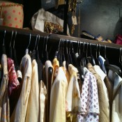 Fashion inside Exquisite Costume Vintage in New York. Photo by alphacityguides.