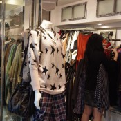 Junior womenswear at the Trendy Zone in Hong Kong. Photo by alphacityguides.