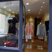 Store front at Le Mont Saint Michel in Paris. Photo by alphacityguides.