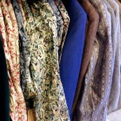 Paisley shirts at Pop Boutique in London. Photo by alphacityguides.