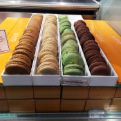 Macarons at Dominique Ansel Bakery New York. Photo by alphacityguides.