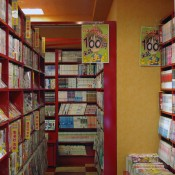 Anime & Manga shop in Akihabara, Tokyo. Photo by alphacityguides.