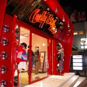 Store front at Candy Stripper in Tokyo. Photo by alphacityguides.