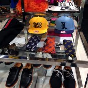 Menswear accessories at Parco in Tokyo. Photo by alphacityguides.
