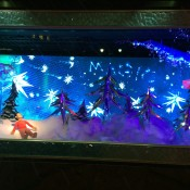 Macy's interactive holiday window in New York. Photo by alphacityguides.