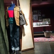 Menswear display at Wolverine in New York. Photo by alphacityguides.