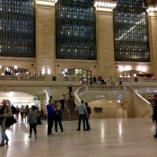 Grand Central Station in New York. Photo by alphacityguides.