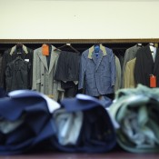 Tailored suits from Huntsman in London. Photo supplied by Huntsman.