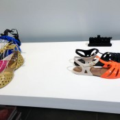 Shoes at Melissa in London. Photo by alphacityguides.