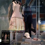 Fashion exhibit at the Museum of London. Photo by alphacityguides.