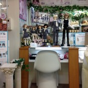 Dollfie's at Volks Dollfie Salon in Tokyo. Photo by alphacityguides.