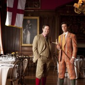 Bespoke Suits in Huntsman tweed. Photo supplied by Huntsman.