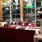 Kitchen supplies at Korin in New York. Photo by alphacityguides.