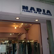 Nadia boutique on Takeshita St in Tokyo. Photo by alphacityguides.