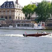 River Seine in Paris. Photo by alphacityguides.