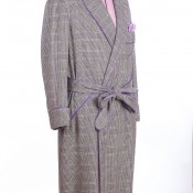 Robe from Dege & Skinner, London. Photo supplied by Dege & Skinner.