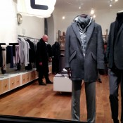 Menswear at Loft Design By… in London. Photo by alphacityguides.