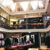 Inside Gieves & Hawkes London. Photo by alphacityguides.
