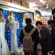Kids in Manga shop in Akihabara, Tokyo. Photo by alphacityguides.