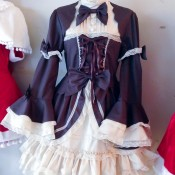 Lolita dress at Bodyline in Tokyo. Photo by alphacityguides.