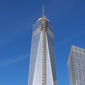 Freedom Tower in New York. Photo by alphacityguides.
