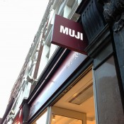 Muji in London. Photo by alphacityguides.
