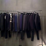 Menswear at Hostem in London. Photo by alphacityguides.