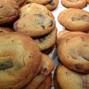 Ben's Cookies in Covent Garden, London. Photo by alphacityguides.