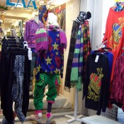 Fashion at LAA Pant Shop in Tokyo. Photo by alphacityguides.