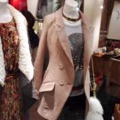Cut-away coat at Gala Place, Hong Kong. Photo by alphacityguides.
