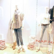 Window at NAF NAF in Paris. Photo by alphacityguides.
