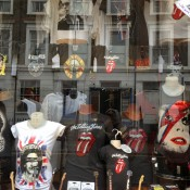 Window display at B Famous in London. Photo by alphacityguides.