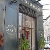 Store front at Comptoir du Desert in Paris. Photo by alphacityguides.