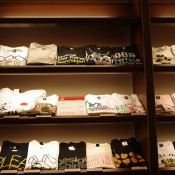 Fashion at Design Tshirts Store graniph in Tokyo. Photo by alphacityguides.