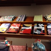 Japanese prints at Mitsukoshi department store in Tokyo. Photo by alphacityguides.