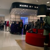 Marc by Marc Jacobs at Bloomingdale's in New York. Photo by alphacityguides.