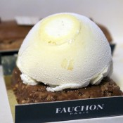 Tart from Fauchon in Paris. Photo by alphacityguides.
