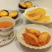 Tea and dim sum at Crystal Jade in Hong Kong. Photo by alphacityguides.