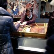 Inside Kimuraya Bakery in Tokyo. Photo by alphacityguides.