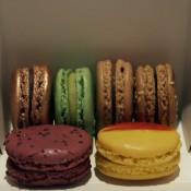 Macarons from Fauchon. Photo by alphacityguides.