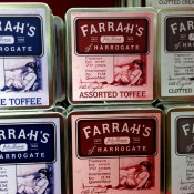 Farrah's Toffee at Selfridges & Co. in London. Photo by alphacityguides.