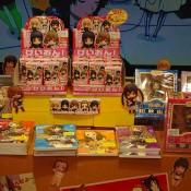 Otaku merchandise  in Akihabara, Tokyo. Photo by alphacityguides.